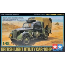 Tamiya 32562 Austin 10HP Tilly British Light Utility Car 1/48