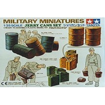 Tamiya 35026 Jerry Can Set 1/35
