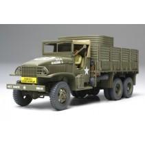 US 2.5 Ton 6x6 Cargo Truck - 1/48 Scale