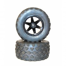 Tamco Ranger Wheels & Tyre Set (4) TAR533000