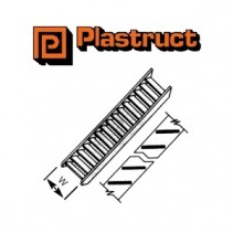 Plastruct STAS2 (2) Stairs 5.6x2.4x75mm