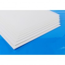 A4 White 2.0mm Plastic Sheet (1)