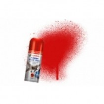 Spray Humbrol 150ml Italian Ferrari Red