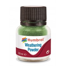 Humbrol Weathering Powder - Chrome Oxide 28ml AV0005