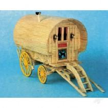 Hobby's Matchcraft Bow Top Caravan