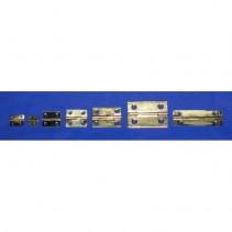 Brass Hinge 5x6mmx12