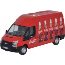 Ford Transit Coca Cola 1/76 Oxford Diecast