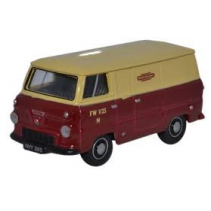 Ford 400E Van British Rail 1/76 Oxford Diecast