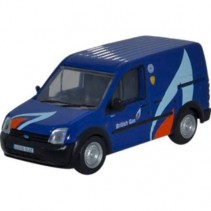 Ford Transit Connect British Gas 1/76 Oxford Diecast
