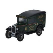 Austin Severn RN Van Liptons Tea 1/76 Oxford Diecast