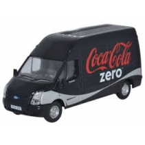 Ford Transit LWB High Roof Coke 1/76 Oxford Diecast