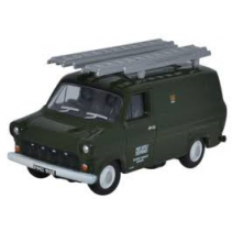 Ford Transit MkI Post Office 1/76 Oxford Diecast