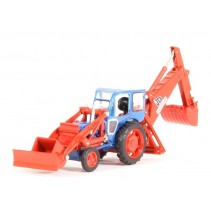Oxford JCB Major Loader Mk1 Excavator 1/76