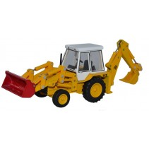 Oxford Diecast JCB 3cx (1980s) 1:76