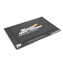 Large Team Durango Rubber Pit Mat Black TD390051