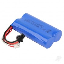 JP Li-ion Battery Pack 7.4v 1200mah THU1830132