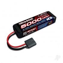 Traxxas LiPo 5000mAh 7.4V 2S 25C iD Power Cell Battery TRX2842X