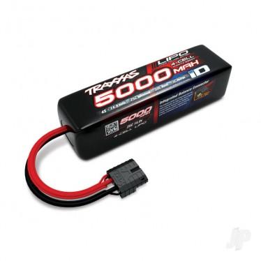 Traxxas LiPo 5000mAh 14.8V 4S 25C iD Power Cell Battery TRX2889X