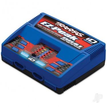 Traxxas EZ-Peak Dual 100W NiMH/LiPo iD Charger TRX2972T