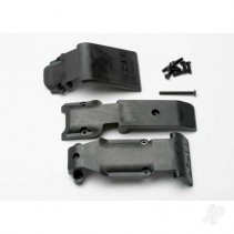 Traxxas Skid Plate Set, Front and Rear TRX5337