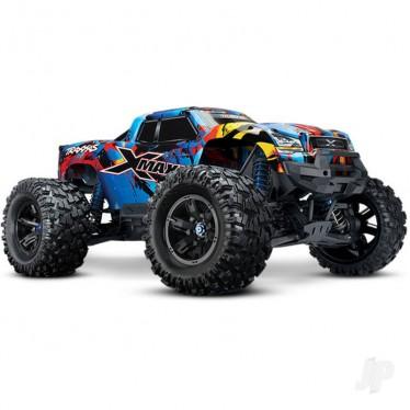 Traxxas RNR X-Maxx 1:7 4x4 Brushless Electric Monster Truck TRX77086-4-RNR