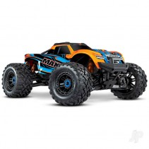 Traxxas Maxx Monster Truck - Orange TRX89076-4-ORNG