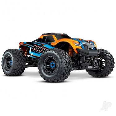 Traxxas Hoss 4x4 1:10 Monster Truck RTR VXL 3S TRX90076-4-ORNG