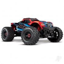 Traxxas Maxx Monster Truck - Red X TRX89076-4-REDX