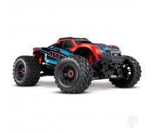 Traxxas Maxx Monster Truck - Red X TRX89076-4-REDX