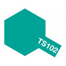 Tamiya TS-102 Cobalt Green 85102