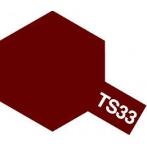 Tamiya TS-33 Dull Red Spray 100ml