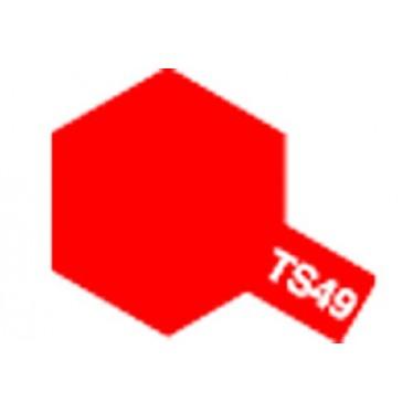Tamiya TS-49 Bright Red Spray 100ml