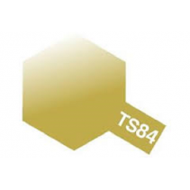 Tamiya TS-84 Metallic Gold  Spray 100ml
