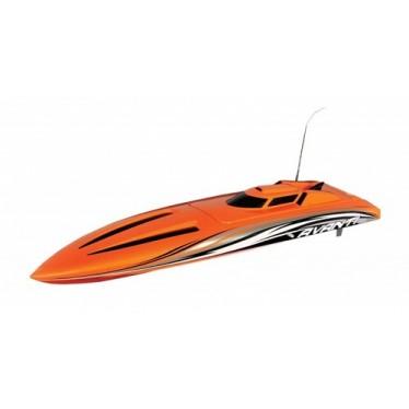 Thunder Tiger AVANTI ARTR Brushless Powerboat - ORANGE TT5129F11O