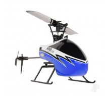 Twister Ninja 250 Helicopter with Co-Pilot Assist Blue TWST1001B