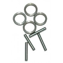 Pins and Shims; Axle - Mi4/Mi5  4pr