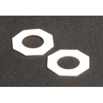 Schumacher U3364 Slipper Pad; PTFE Octagon (pair)