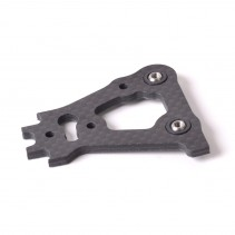 C/F Rear Wishbone 3.0deg LH - Mi5 - 1piece U4355