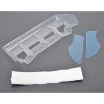 Schumacher Wing + End Plates - K1 Aero - Clear U5124
