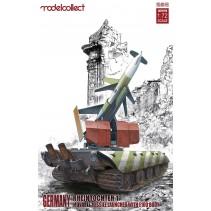 Modelcollect Germany Rheintochter 1 Movable Missile Launcher with UA72076