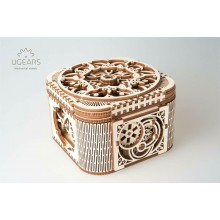 UGEARS Model Treasure Box U70031