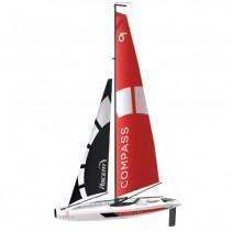 Volantex Compass Sail Yacht Boat RTR V791-1