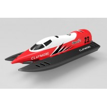 Voltanex V795-2R Claymore Mini Racing Boat RTR Red/Black