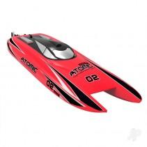 Racent Atomic Cat 70 Brushless ARTR RED VOL79204AR