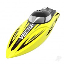 Exhobby Vector SR65 Brushed RTR Yellow VOL79205BY