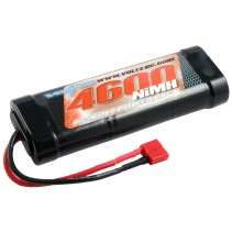 Voltz 4600mah Stick pack 7.2V w/deans VZ0020D Battery