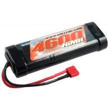 Voltz 4600mah Stick pack 7.2V w/deans VZ0020D
