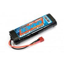 Voltz 5300mAh Stick Pack 7.2V w/deans Nimh VZ0025D