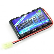 Voltz 7.2V 800mah Flat AA Pack Mini Tam Plug (HE00011)