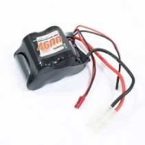 Voltz 4600mAh 6.0V Receiver Sub-C Hump Battery pack w/BEC/JR Plug